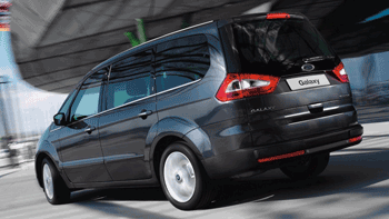 The Ford Galaxy